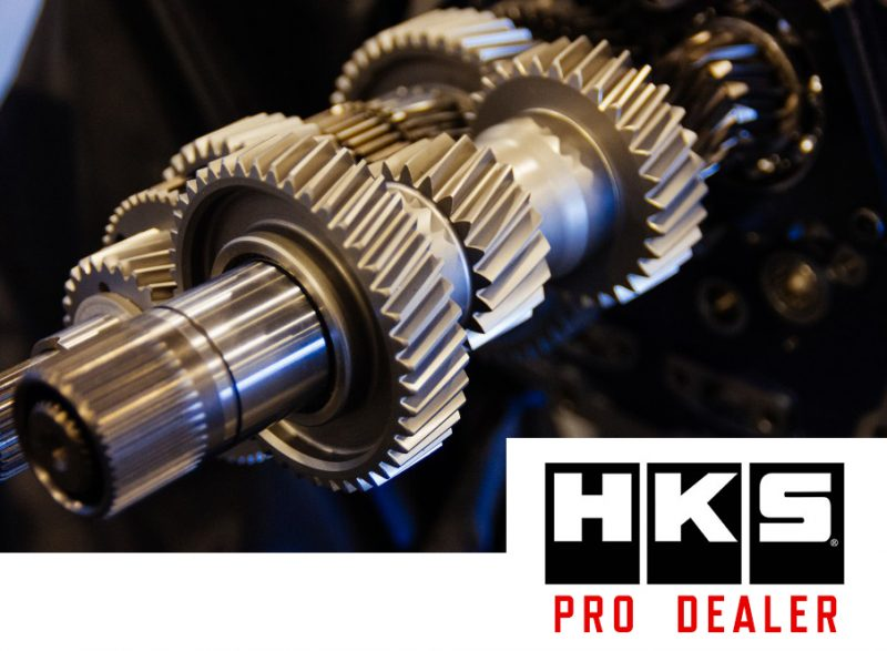 Kaizen is named an HKS Pro Dealer