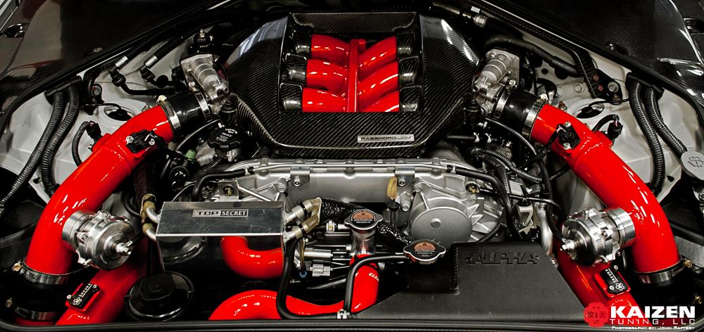 GTR Intercooler Pipes and Intakes