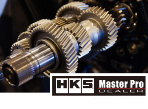 Kaizen is an authorized HKS Master Pro Dealer